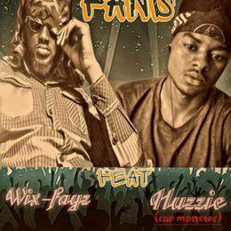wixfayz - FANS (ft Huzzie) Cover Art