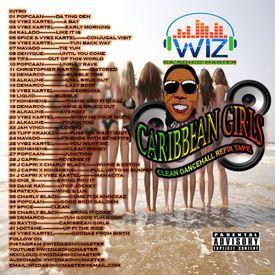 CARIBBEAN GIRLS CLEAN DANCEHALL REFIX TAPE