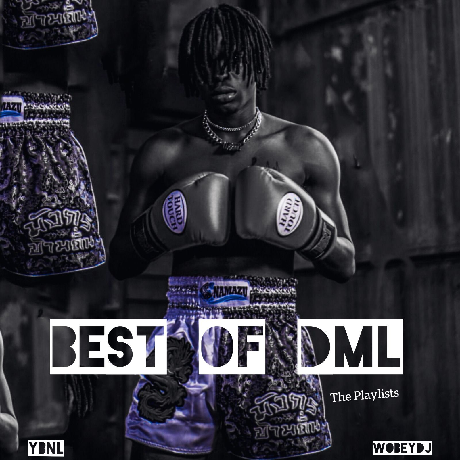 DJ Enimoney – Best Of DML