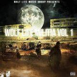 Gage Luciano - wolf Life Militia Vol 1 Cover Art