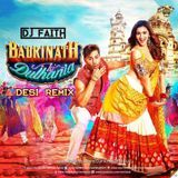 worldsdj - Badri ki Dulhaniya -Desi Remix - DJ Faith Cover Art