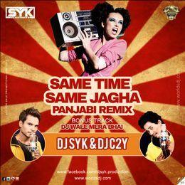 worldsdj - Char Din ( Same Time Same Jagha ) Panjabi Remix DJ SYK  & DJ C2Y Cover Art