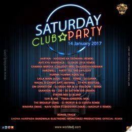 worldsdj - WorldsDj Saturday Club Party 2017 Cover Art
