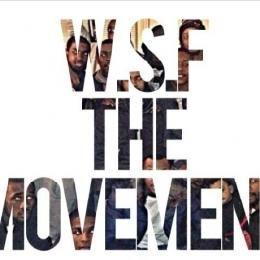 WSF Movement - Man Down Cover Art