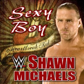 "Shawn Michaels ""Sexy Boy"" WWE Theme Song"