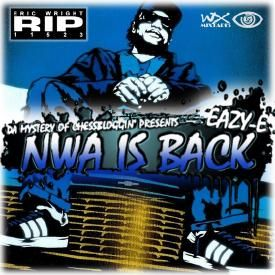 Eazy-E - NWA Is Back - Disc 01