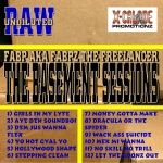 X-Calade Promotionz - The Basement Sessions Cover Art