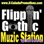 X-Calade Promotionz - Flippin' Gothic Mix 4 (Memorial Day Mix) Cover Art