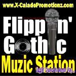 X-Calade Promotionz - Flippin' Gothic Mix (Summer dayz jugglin' 2015) Cover Art