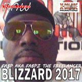 X-Calade Promotionz - BLIZZARD 2017 Cover Art