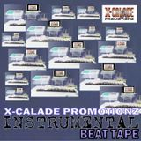 X-Calade Promotionz - Instrumental Beat Tape Cover Art
