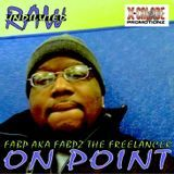 X-Calade Promotionz - ON POINT Cover Art