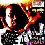 X-Calade Promotionz - TAKE A SEAT (Tha Whisperer) Cover Art