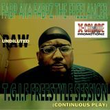X-Calade Promotionz - T​.​G​.​I​.​F FREESTYLE SESSION (CONTINUOUS PLAY)  Cover Art