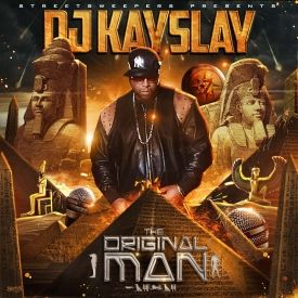 Xalence - The Original Man [Mixtape] Cover Art