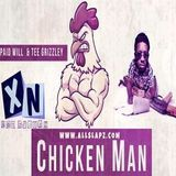XAN BRICKZ - Chicken Man Type Beat Instrumental Cover Art