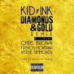 Xclusives Zone - Diamonds & Gold (Remix) Cover Art