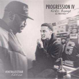 Xclusives Zone - Progression 4 Cover Art