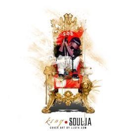 Soulja Boy - Soulja Boy - K I N G  (DatPiff Exclusive