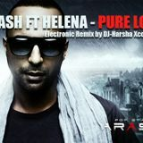 DJ-Harsha Xcooshub - Pure Love Arasha Ft Helena (Extended Remix) Cover Art