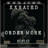 XXRated - 0RDER M0RE Cover Art