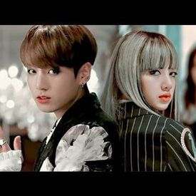 BLOOD SWEAT AND TEARS & WHISTLE - BTS X BLACKPINK [MASHUP]