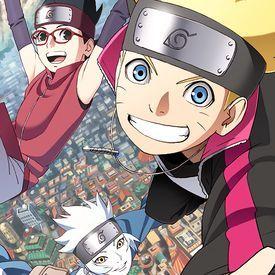 Boruto Naruto Next Generations Opening 1