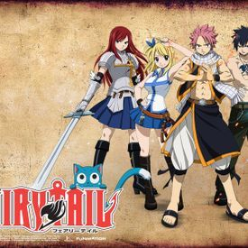 Fairy Tail - Opening 1 Full