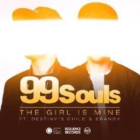 The Girl Is Mine' ft. Destiny's Child & Brandy (Club Mix)