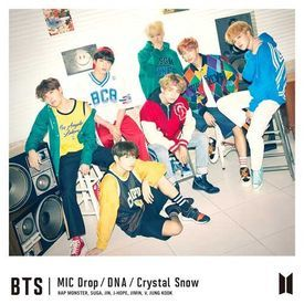 BTS (防弾少年団) 'Crystal Snow -Japanese ver.-' Full Audio