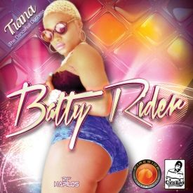 Yardlink254 Records - TIANA - BATTY RIDER - CHRIS ROCK/FIRESIDE ENTERTAINMENT - 2014 Cover Art
