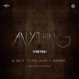 Anything( For You ) |www.yawnaija.tv