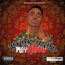 YD - Work Hard Play Harder Cover Art