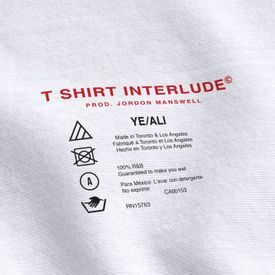 T shirt Interlude