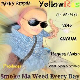 Smoke Ma Weed Every Day To-Newest-Lastest-2015-May-8-(Guyana)-Dakey Riddim