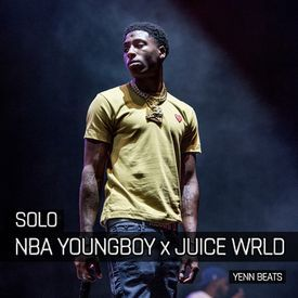 "[FREE] NBA Youngboy Type Beat ""Solo"" Ft. Juice Wrld"