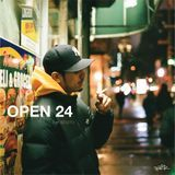 YL - OPEN 24 Cover Art