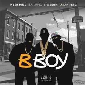 B Boy