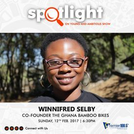 Winifred selby - Spotlight on Young and Ambitious Show .mp3