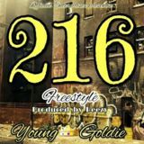 Young Goldie - 216 Freestyle (Remastered) Cover Art