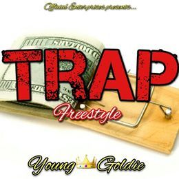 Young Goldie - Trap Freestyle Cover Art