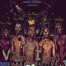Young Good - Mixtape 5 Alma em 1 Corpo Cover Art