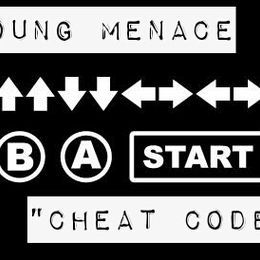 Young Menace - Young Menace - Cheat Code Cover Art