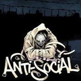 RC Jodeci - Antisocial Cover Art