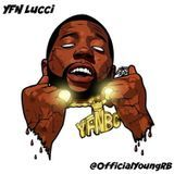 OfficialYoungRB - YFN Lucci (The Mixtape) Cover Art