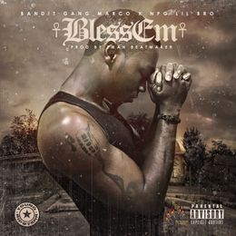 Young Ripstarr - Bless Em Cover Art