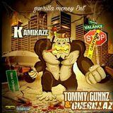 Young T the Messenger - Tommy Gunnz & Guerillaz Cover Art