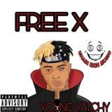 Young Yatchy - FREE X Cover Art
