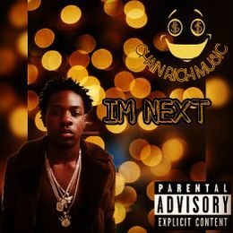 Young Yatchy - IM NEXT Cover Art