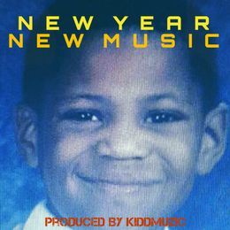 Young Bangg - New Year New Music EP Cover Art